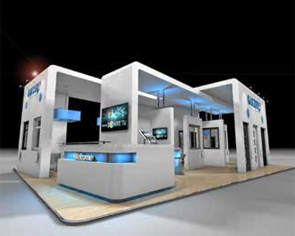 Exhibition Stand Visualisation : Exhibition stands skala contracts